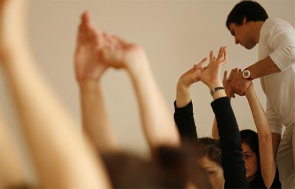 Rücken-Faszien Yoga