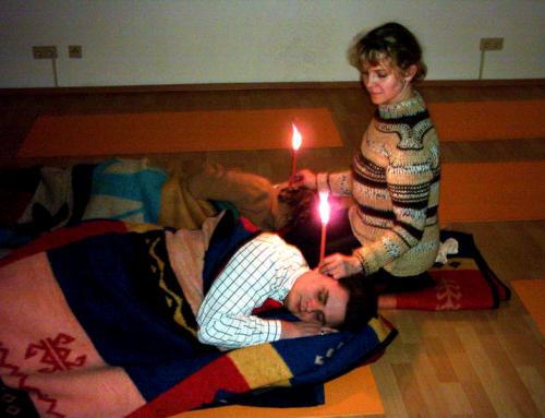 Hopi Kerzen
