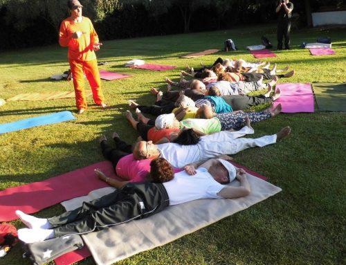 Regeneratives Yoga